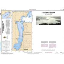 Central and Arctic Region Charts :CHS Chart 2218: Penetang Harbour