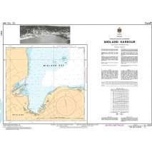 Central and Arctic Region Charts :CHS Chart 2221: Midland Harbour