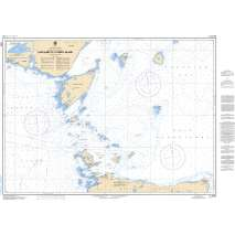 Central and Arctic Region Charts :CHS Chart 2235: Cape Hurd to/à Lonely Island