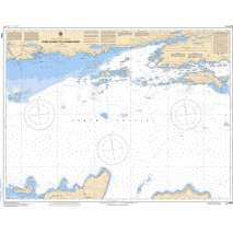 Central and Arctic Region Charts :CHS Chart 2259: John Island to/à Blind River