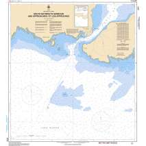 Central and Arctic Region Charts :CHS Chart 2273: South Baymouth Harbour and Approaches