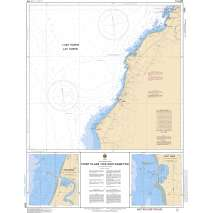 Central and Arctic Region Charts :CHS Chart 2291: Point Clark to/à Southampton