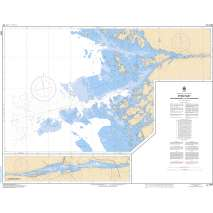 Central and Arctic Region Charts :CHS Chart 2293: Byng Inlet and Approaches / et les approches