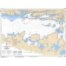 Central and Arctic Region Charts :CHS Chart 2299: Clapperton Island to/à Meldrum Bay