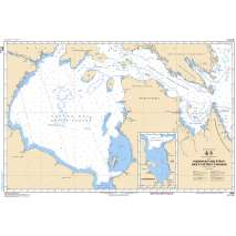 Central and Arctic Region Charts :CHS Chart 5002: Hudson Strait and Bay