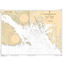 Central and Arctic Region Charts :CHS Chart 5316: Shaftesbury Inlet to/à Ashe Inlet