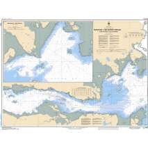 Central and Arctic Region Charts :CHS Chart 5352: Payne Bay and River (Tuvalik Point to Basking Island)