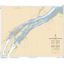 Central and Arctic Region Charts :CHS Chart 5861: Ship Sands Island to/à Moosonee
