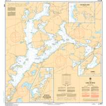 Central and Arctic Region Charts :CHS Chart 6023: Lake of Bays