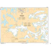 Central and Arctic Region Charts :CHS Chart 6106: Northwest Bay to/à Ash Bay