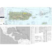 Terminal Area Charts (TAC) :FAA Chart: TAC PUERTO RICO & VIRGIN ISLANDS / GULF OF MEXICO AND CARIBBEAN Planning Chart