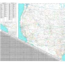 Planning Charts :FAA Chart: U.S. IFR/VFR Low Altitude Planning Chart FLAT TWO-SIDED
