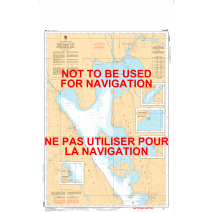 Central and Arctic Region Charts :CHS Chart 1556: Lac Témiscamingue/ Lake Timiskaming