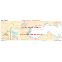 Central and Arctic Region Charts :CHS Chart 2028: Lakes Simcoe and Couchiching including the Holland River/Lacs Simcoe et Couchiching y compris Ho...