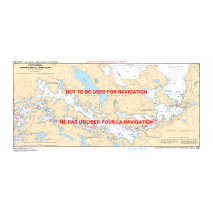 Central and Arctic Region Charts :CHS Chart 2202: Port Severn to/à Parry Sound