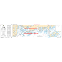 Central and Arctic Region Charts :CHS Chart 2204: Byng Inlet to/à Killarney