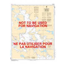 Central and Arctic Region Charts :CHS Chart 6022: Lake Rosseau and/et Lake Joseph