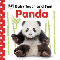 Larry's Lair :Baby Touch and Feel Panda