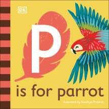 Larry's Lair :P is for Parrot