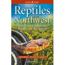 Reptile & Mammal Identification Guides :Reptiles of the Northwest: British Columbia to California, Rockies to the Coast