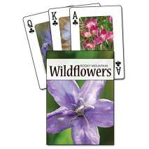 Playing Cards :Wildflowers of the Rocky Mountains Playing Cards