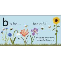Butterflies, Bugs & Spiders :B is for Bee