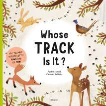 Board Books: Zoo :Whose Track Is It?