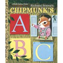 SPECIAL :Richard Scarry's Chipmunk's ABC