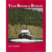 Pacific Northwest, Tugs, Booms & Barges