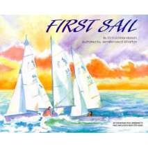 Children's Nautical, First Sail