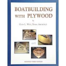 Wooden Boats, Boatbuilding with Plywood