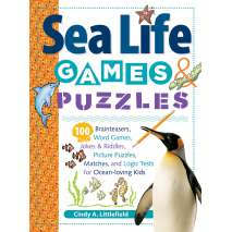 Fish, Sealife, Aquatic Creatures, Sea Life Games & Puzzles