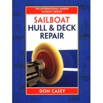 ON SALE Nautical Related :Sailboat Hull and Deck Repair
