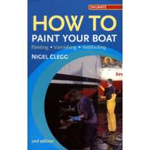 Boat Maintenance & Repair, How to Paint Your Boat, 2nd edition