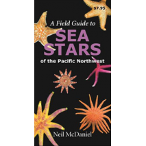 Beachcombing & Seashore Field Guides, A Field Guide to Sea Stars of the Pacific Northwest (Folding Pocket Guide)