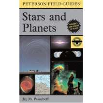 Astronomy Guides, Peterson Field Guides: Stars and Planets (Pocket Guide)