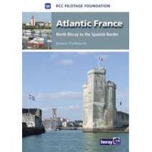 Europe & the UK :Atlantic France:North Biscay to the Spanish border, 1st edition (Imray)