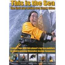 Kayaking DVD's, This is the Sea (DVD)