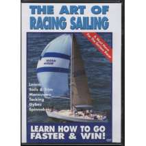 Sailing Instructional Videos, Art of Racing Sailing (DVD)