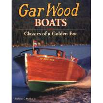 Coffee Table Books, Gar Wood Boats