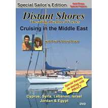 Cruising & Travel Destination DVD's, Distant Shores: Cruising the Middle East (DVD)