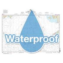 Waterproof NOAA Charts, Waterproof NOAA Chart 513: Bering Sea Southern Part