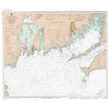 Marine Training, NOAA Training Chart 1210 TR: MARTHA'S VINEYARD TO BLOCK ISLAND