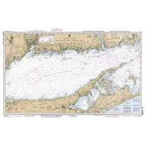 Marine Training, NOAA Training Chart 12354 TR: Long Island Sound/Eastern Portion