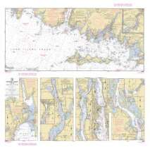 Marine Training, NOAA Training Chart 116TR: Long Island Sound