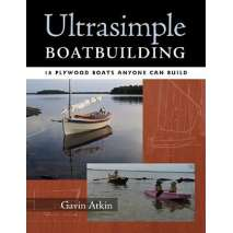 Kayak and Canoe Building, Ultra-simple Boatbuilding