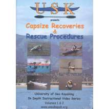 Kayaking DVD's, Capsize Recoveries & Rescue Procedures (DVD)