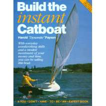 ON SALE Nautical Related, Build the Instant Catboat