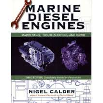 Diesels, Outboards, Inboards, Marine Diesel Engines, 3rd edition