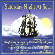 Poetry & Music, Saturday Night at Sea CD